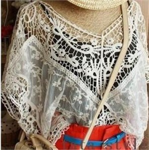 ebay lace top