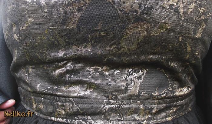 details robe kiabi