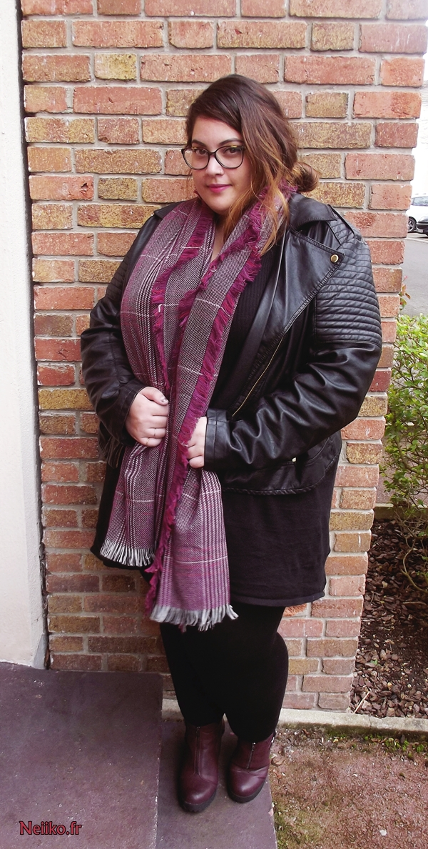 blanket scarf plus size