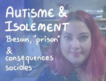 Autisme et isolement